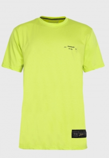 Camiseta Streetwear Limon Green Prison