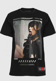 Camiseta Streetwear Prison Victory Over Wars