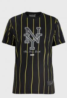Camiseta Streetwear Prison Baseball The new York