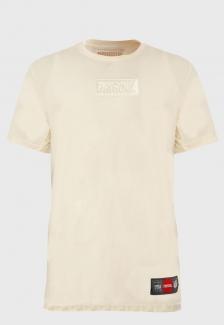 Camiseta Streetwear Prison Classic Off-White