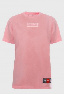 Camiseta Streetwear Prison Classic Pink