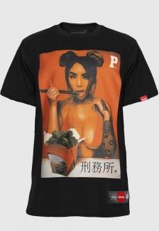 Camiseta Streetwear Prison Critical Skunk