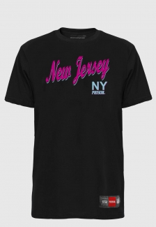 Camiseta Streetwear Prison New Jersey NY