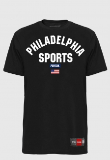 Camiseta Streetwear Prison Philadelphia Sports