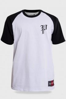 Camiseta Prison Retro Raglan 90s