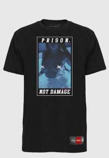 Camiseta Streetwear Prison The King Of Mermaid