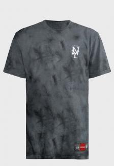 Camiseta streetwear Prison Tie-dye Grey