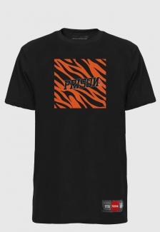 Camiseta Streetwear Prison Tiger Box Logo
