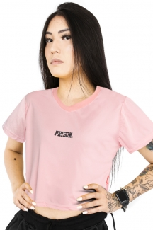 Cropped Prison DRY Pink