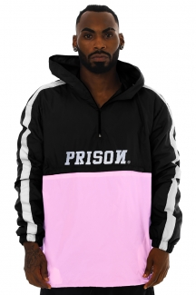 Jaqueta Corta Vento Prison Pink Global