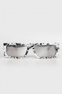 Óculos de sol Quadrado Prison Evolution Marmorizado