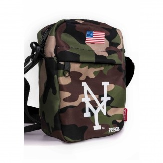 Shoulder Bag Prison New York Camouflage