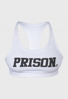 Top Feminino Prison Confort way Branco