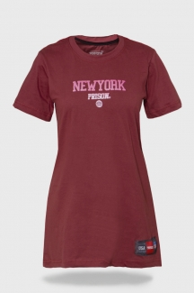 Vestido Streetwear Prison Feminino New York