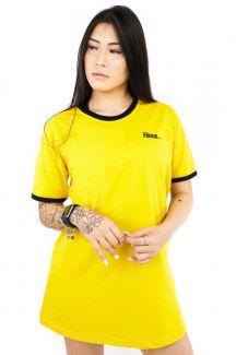 Vestido Streetwear Prison Feminino Yellow Sky