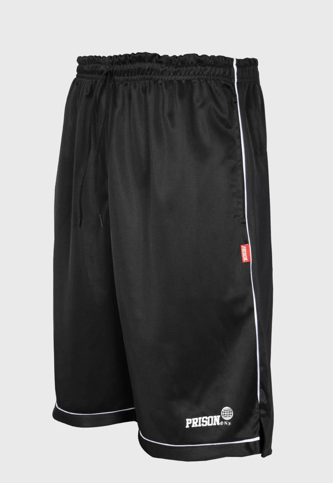 Bermuda Prison Streetwear Black Ribbon