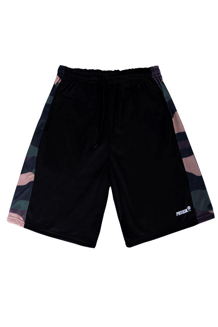 Bermuda Prison Streetwear Camuflada Side