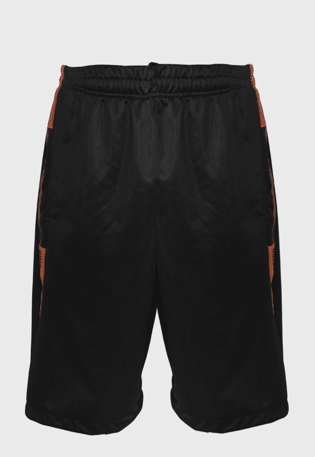 Bermuda Prison Streetwear Orange - Black