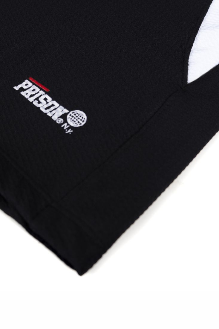 Bermuda Prison Streetwear Premium Preta