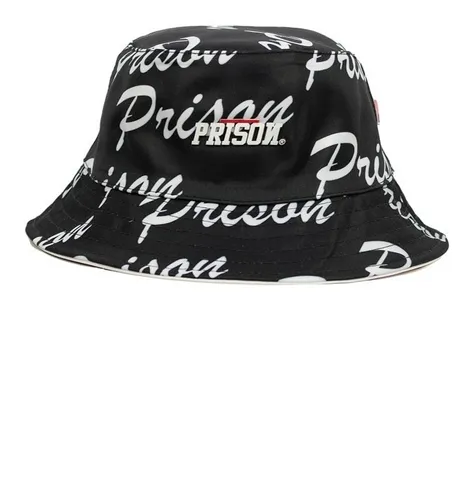Bucket Hat Prison Logo