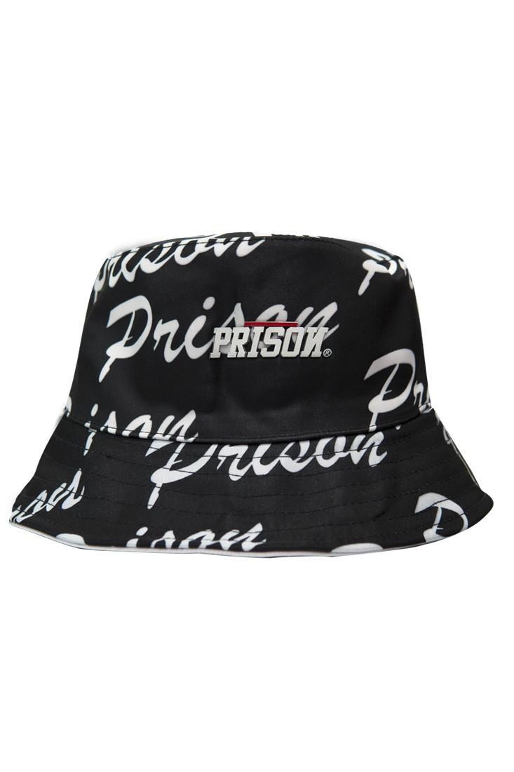 Bucket hat Prison New York streetwear
