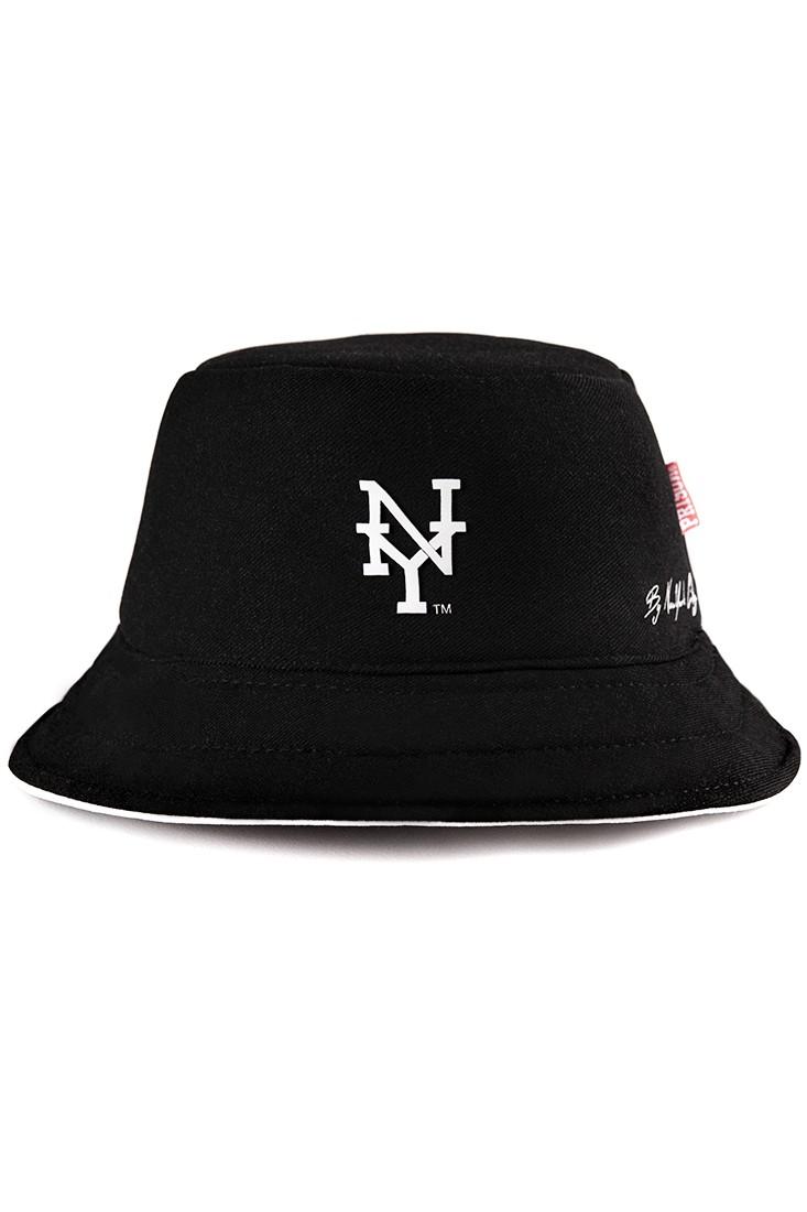 Bucket hat Prison NY Originals Preto