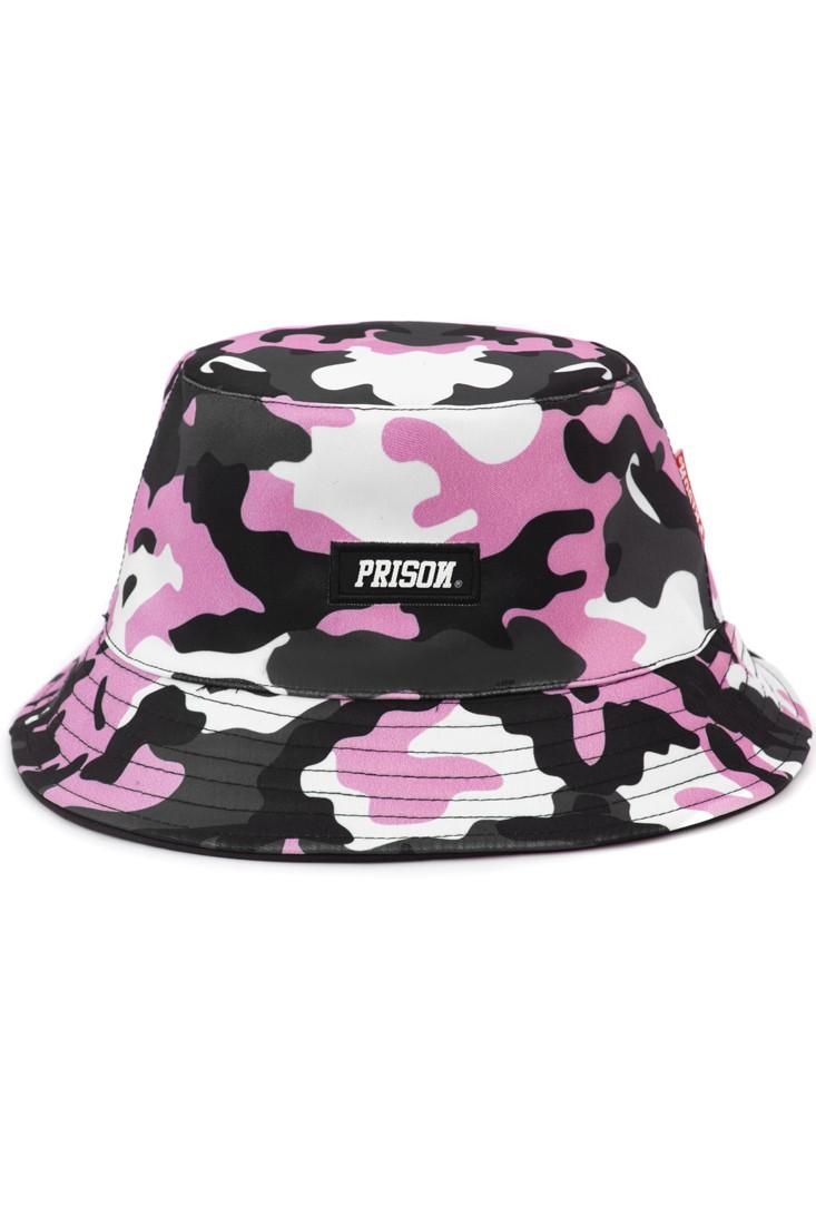 Bucket hat Prison Pink Camouflage