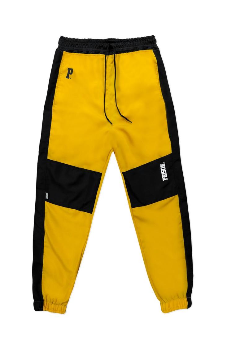 Calça Jogger Prison Streetwear Yellow Hype