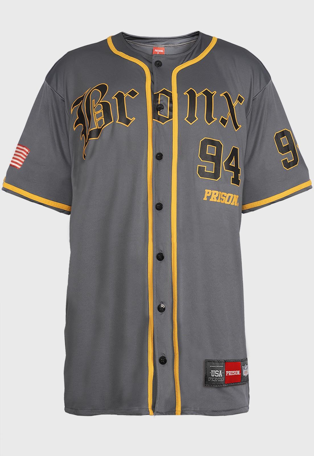 Camisa Baseball Prison Bronx 94