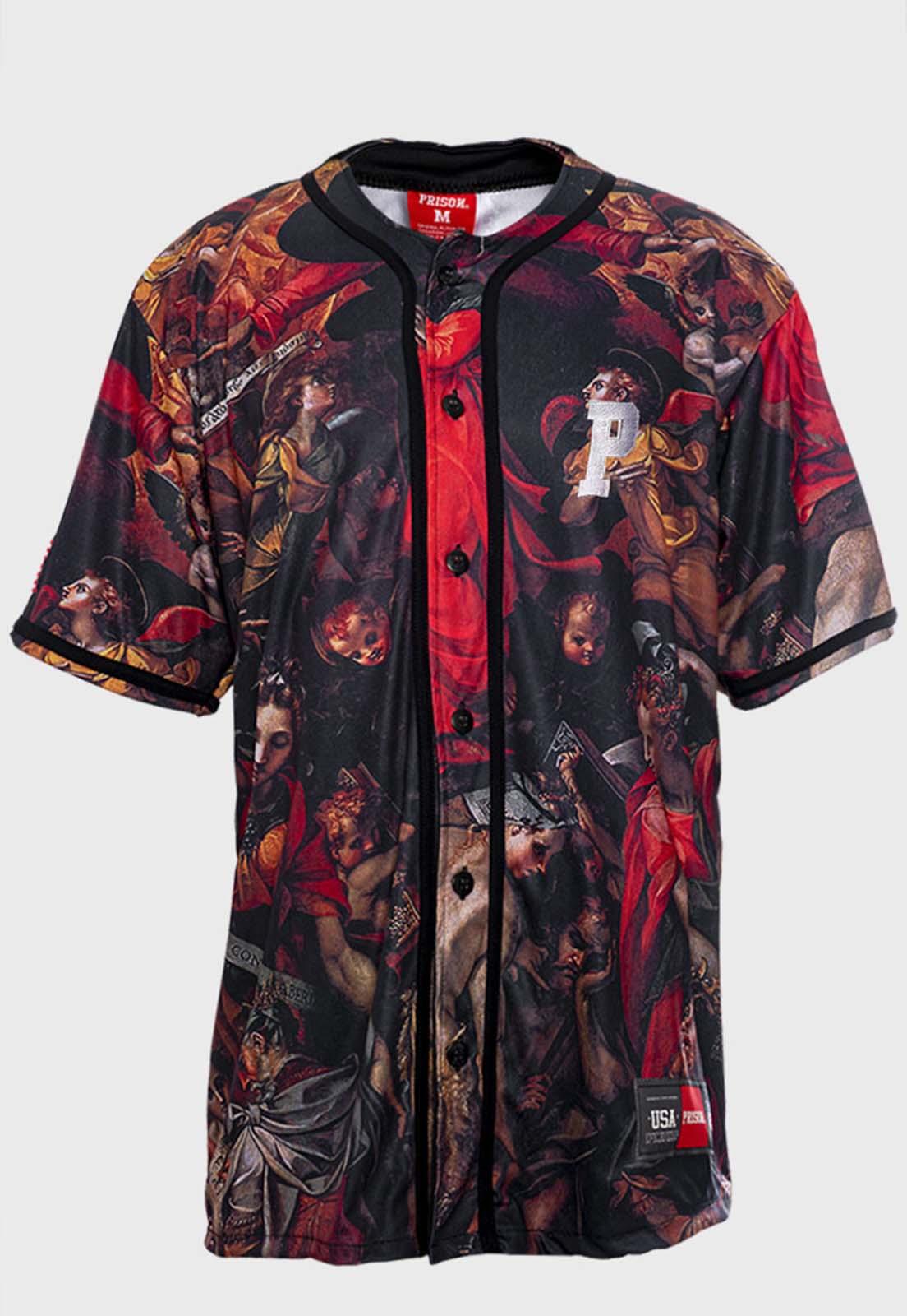 Camisa de Baseball Prison Original's Angel