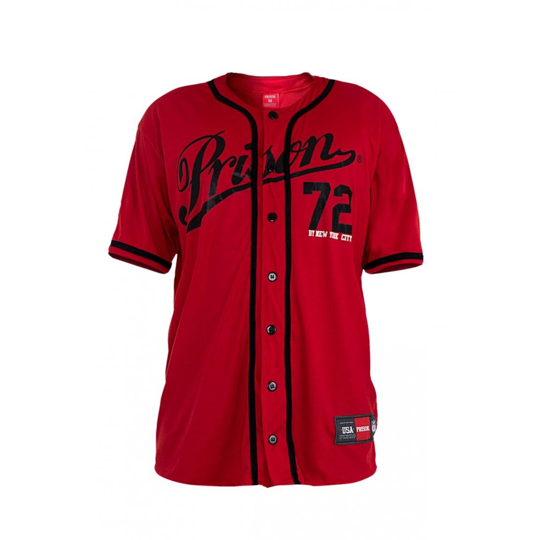 Camisa De Baseball Prison New York 72