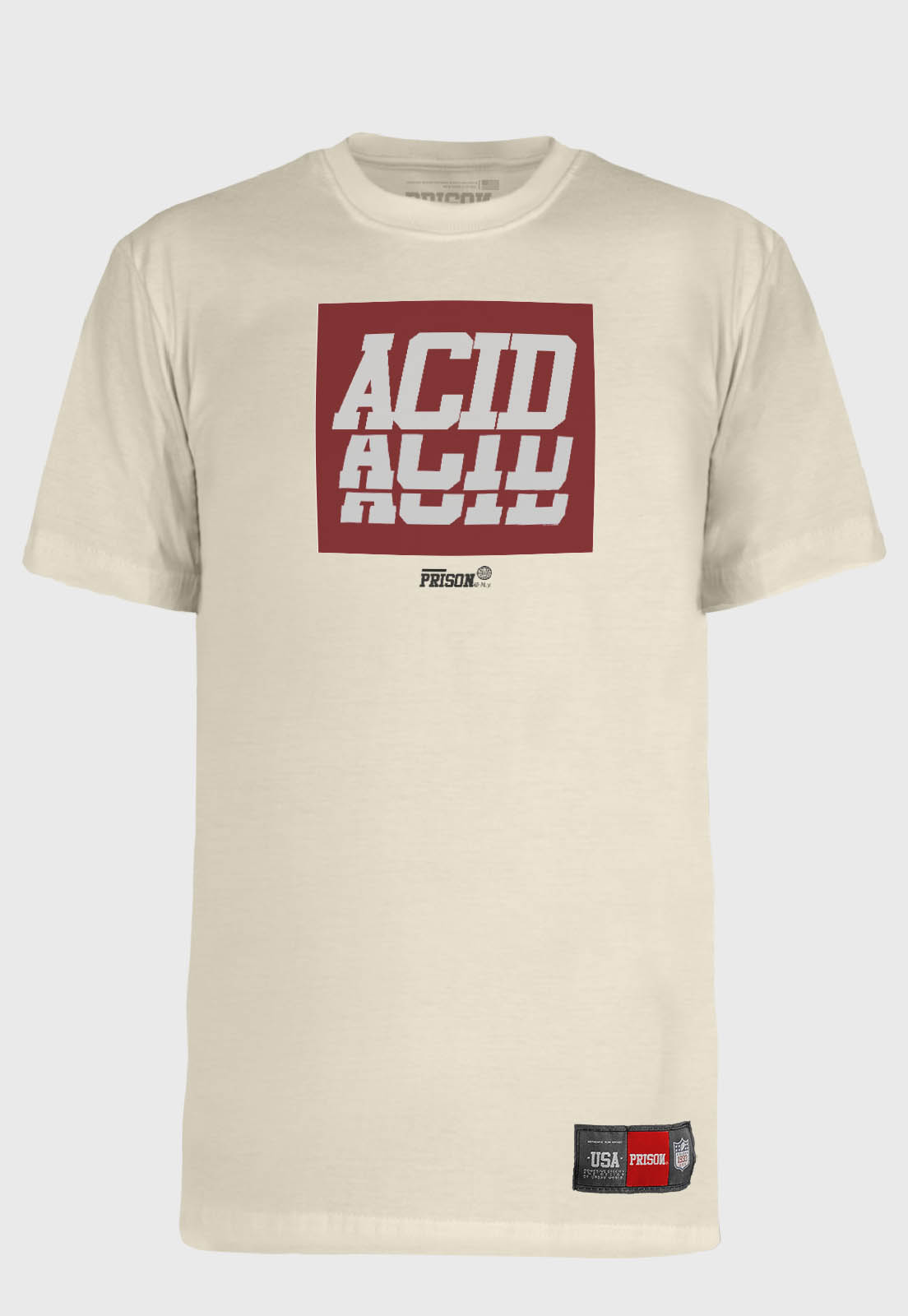 Camisa Streetwear Prison Acid