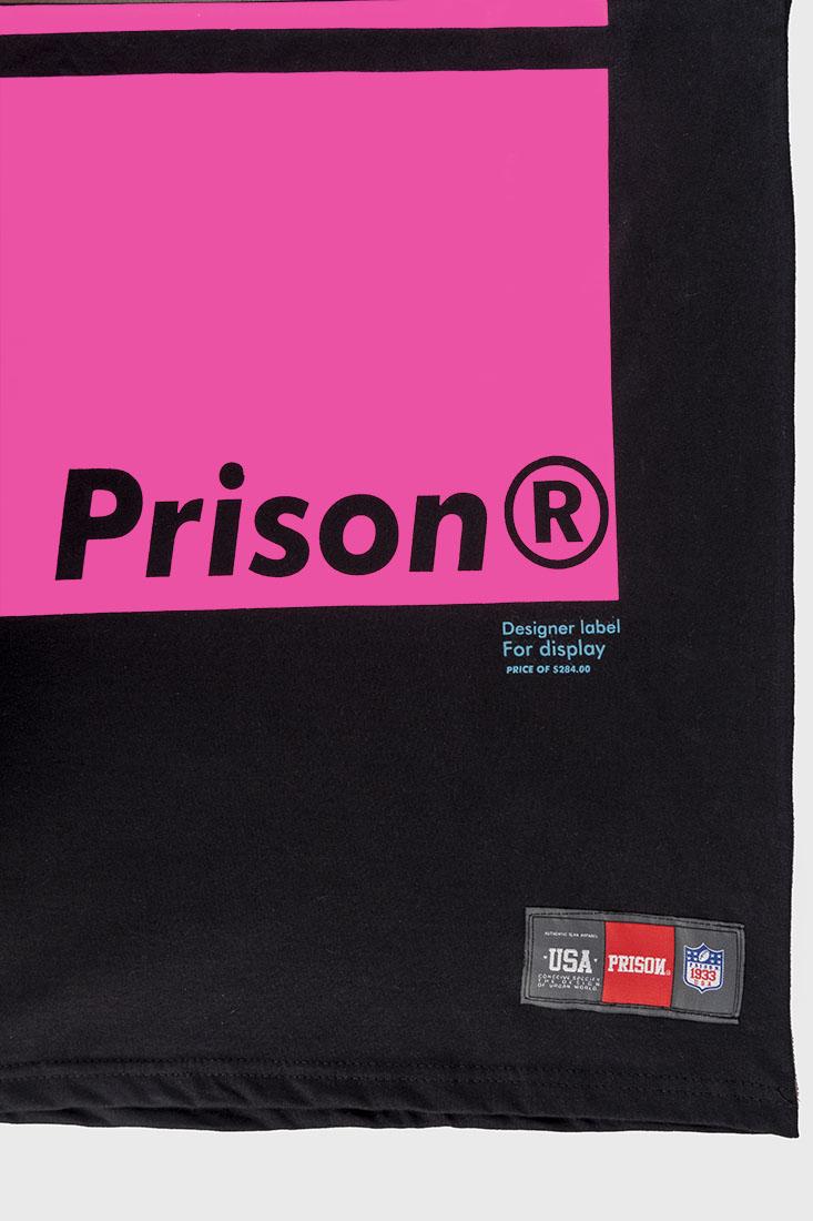 Camiseta Prison Hype Pink