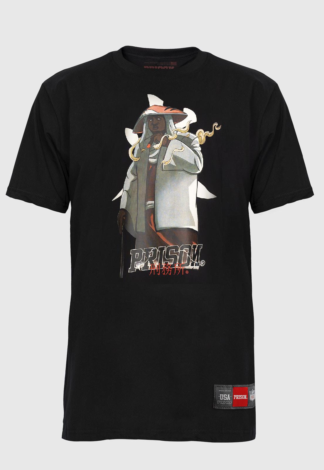 Camiseta Hokage Notorious Big Prison
