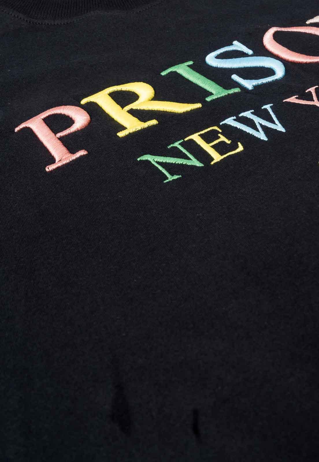 Camiseta Prison New York Needlework