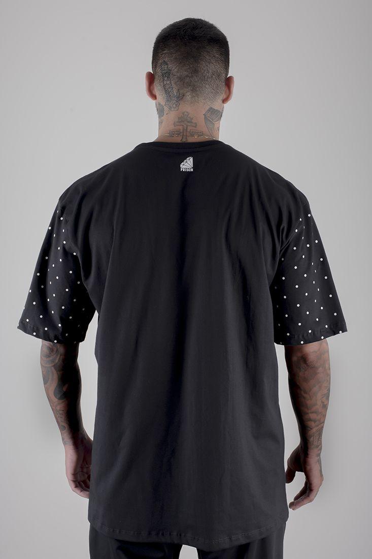 Camiseta Prison Ball Light Preta