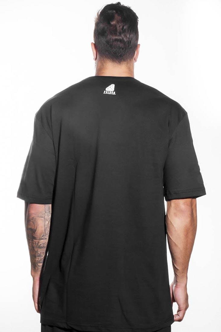 Camiseta notorious Big Prison Preta