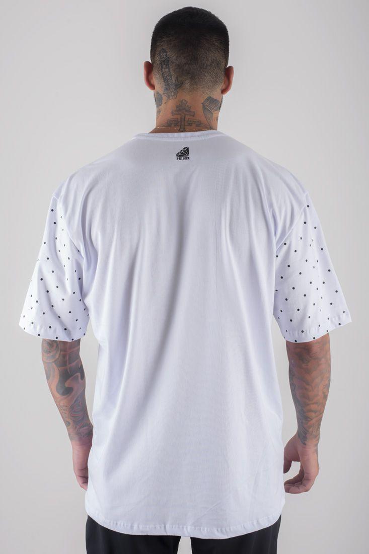 Camiseta Prison Ball Light Branca
