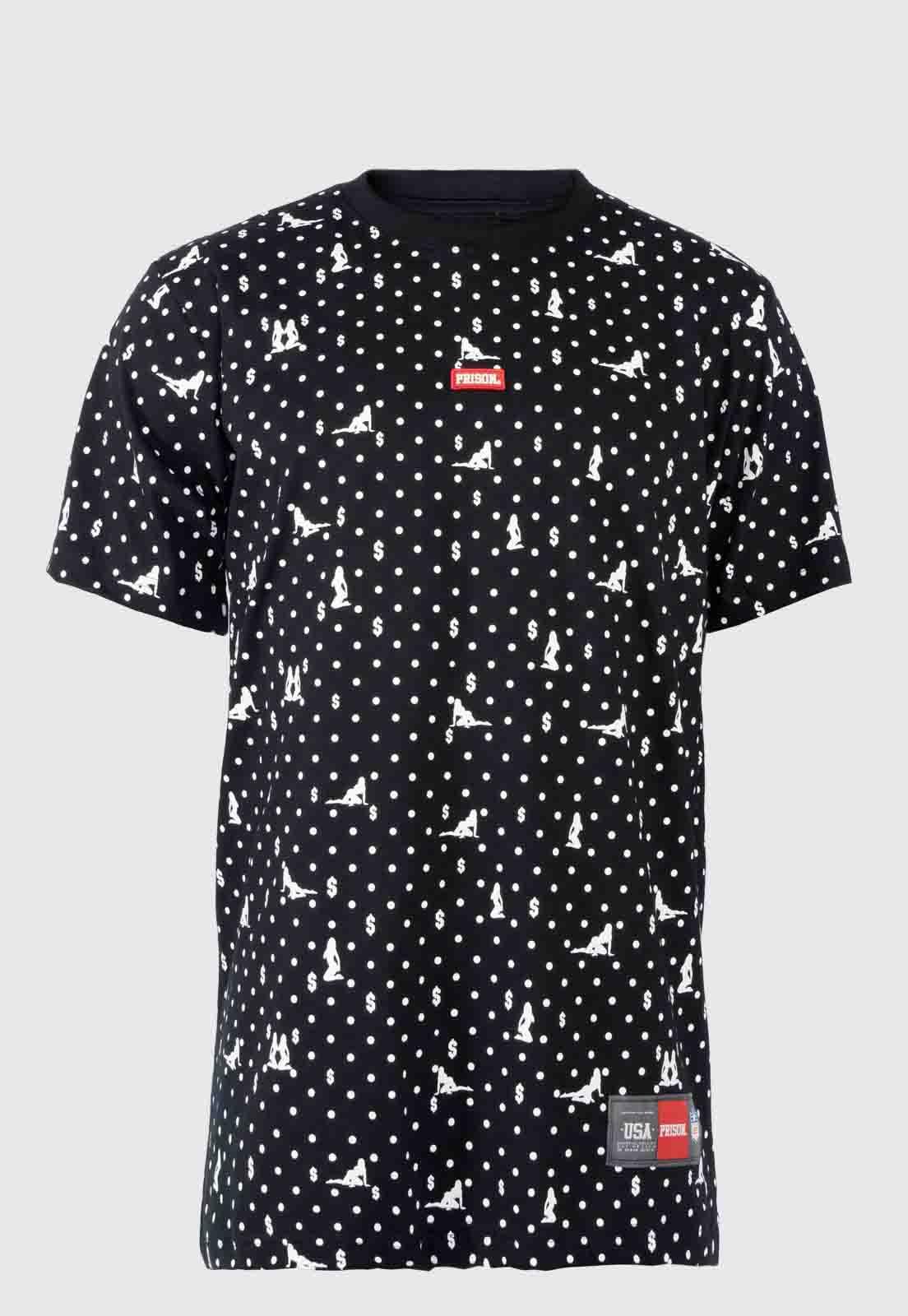 Camiseta Prison Bandit Ball