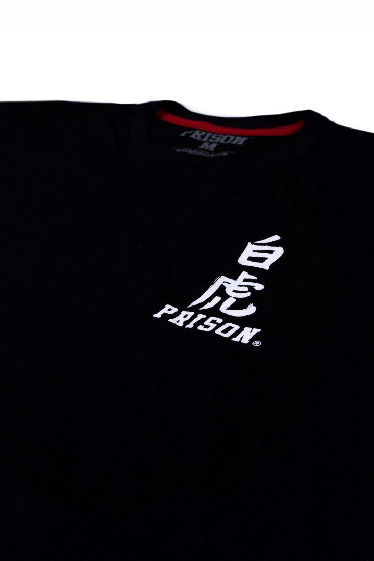 Camiseta Prison Basic Samurai Preta