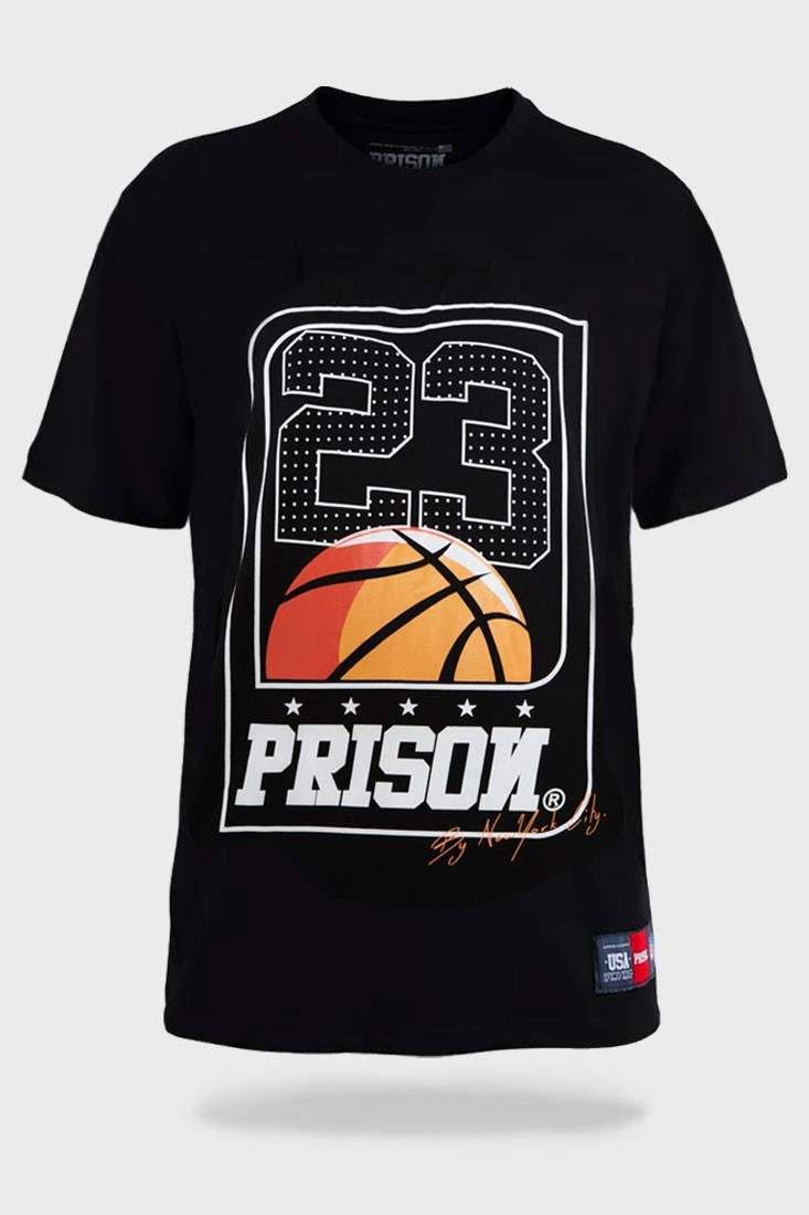 Camiseta Prison Basketball Card23