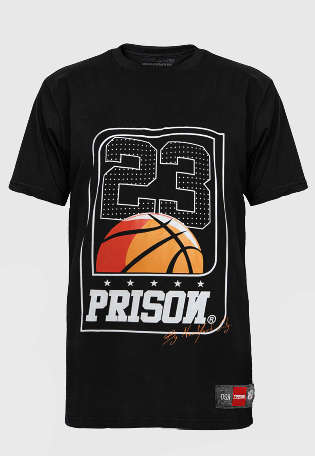 Camiseta Prison Basketball Card23
