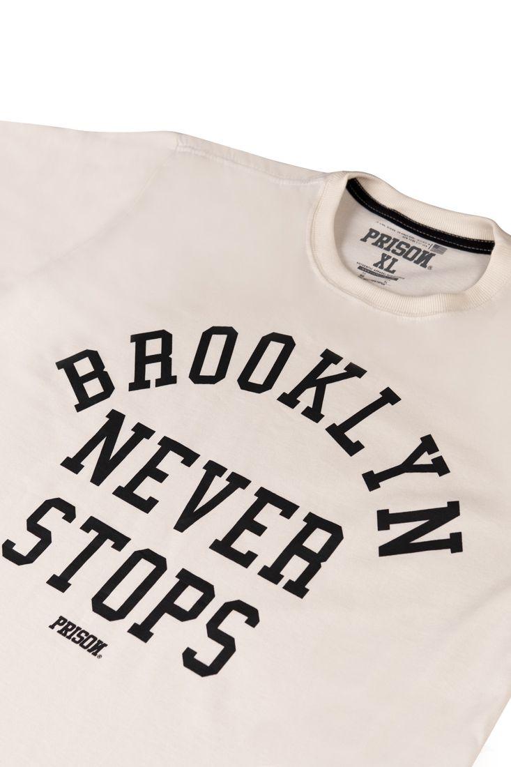 Camiseta Prison Brooklyn Off White