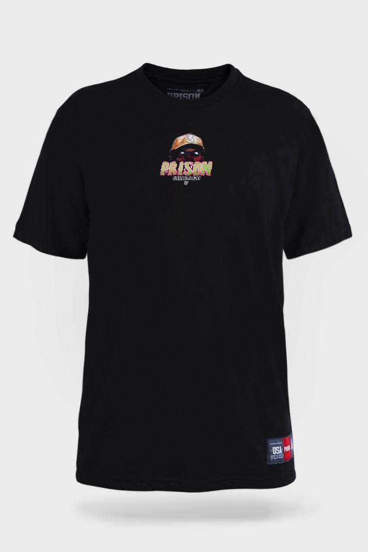 Camiseta Prison Chance Preta