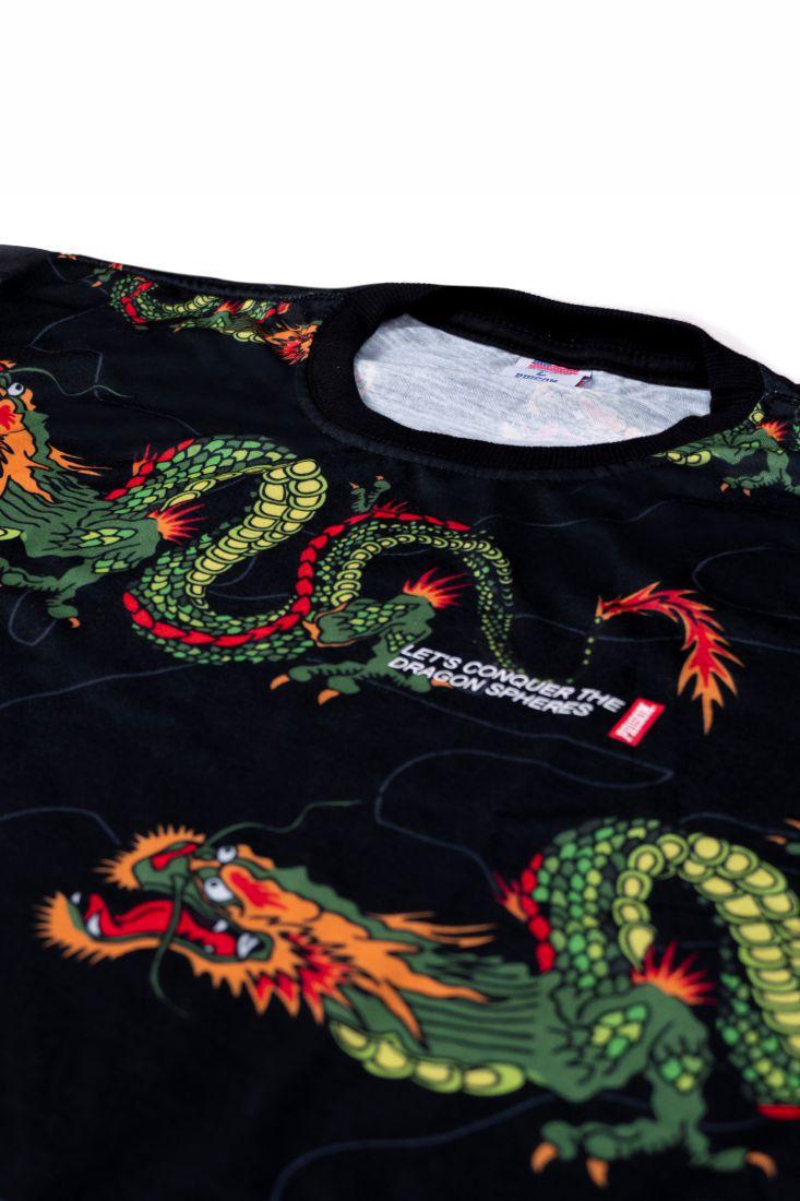 Camiseta Prison Dragon