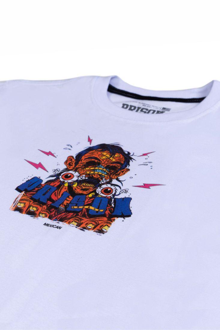 Camiseta Prison El Loco Branca