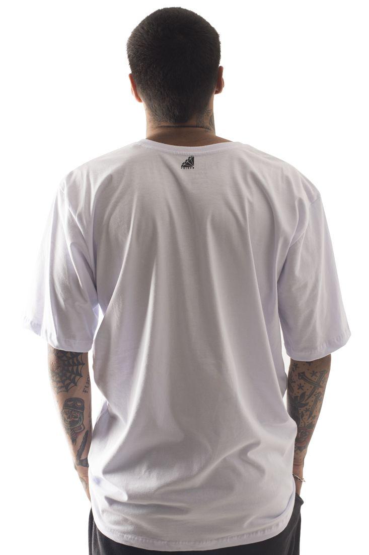 Camiseta Prison Exclusive Rap Branca