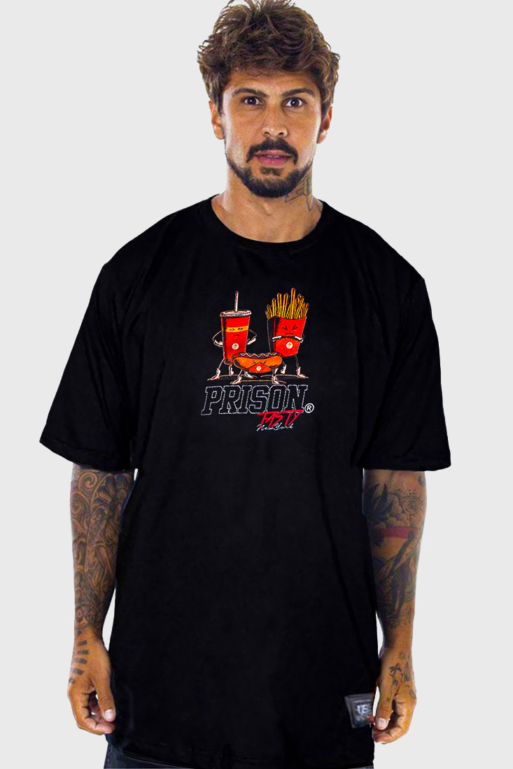 Camiseta Prison Fast New York