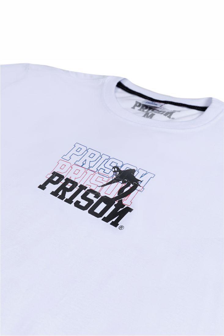 Camiseta Prison Ghost Branca