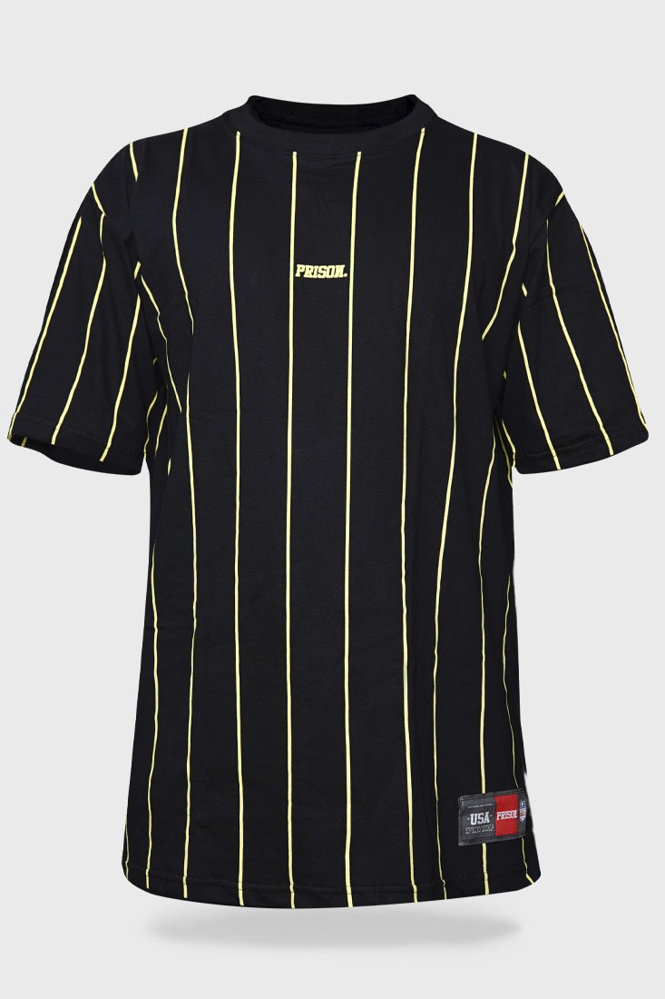 Camiseta Prison Gold Stripes